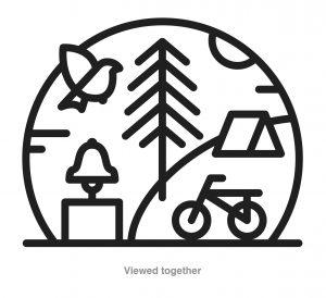 bike rack all rings together