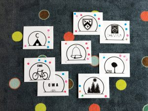 bike rack concept drawings
