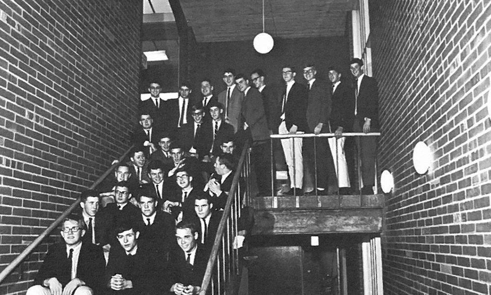 cwa class of 1965 in the upper school