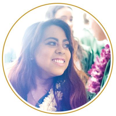 CWA Yazi Scholar Ren Cruz