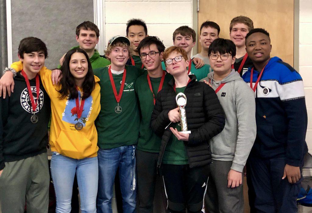 Wright Angles Robotics team 2020