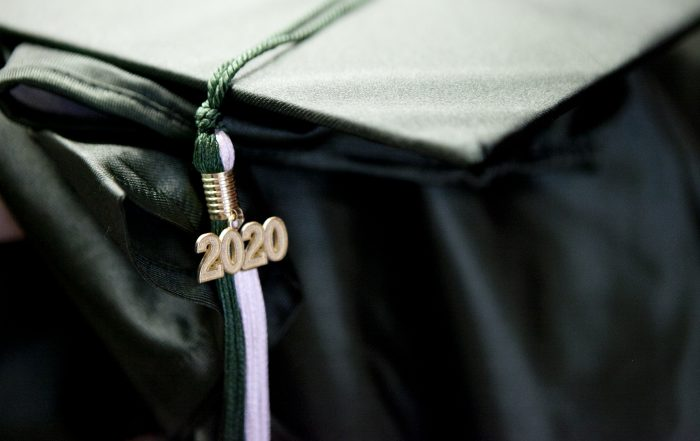 2020 CWA Cap and Tassel