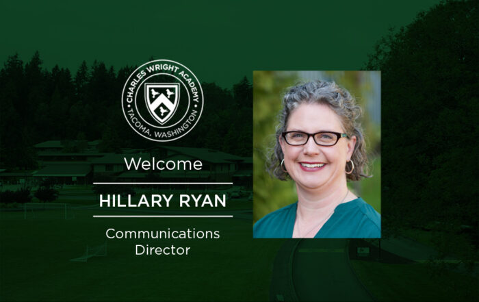 Communications Director Hillary Ryan