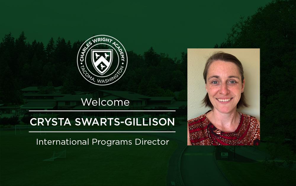 Photo of New International Programs Director